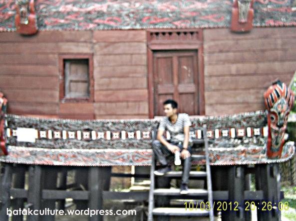 Batak's Traditional House