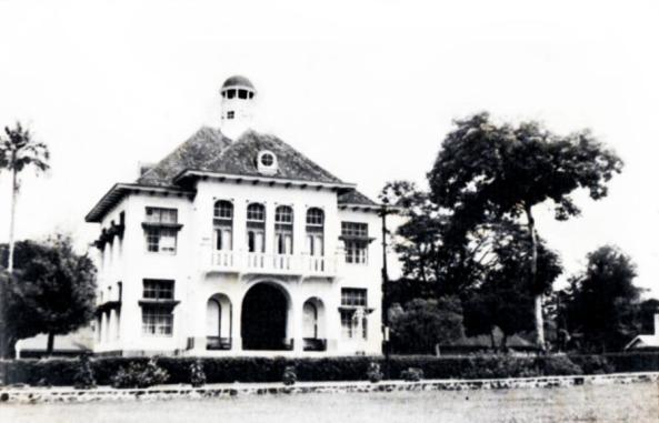Gedung balai kota siantar