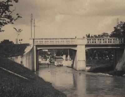 Jembatan Diponegoro Tempoe doeloe