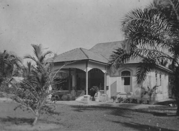Rumah Tua, Jl. Vihara, Siantar