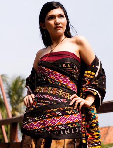 Model Baju Dari Ulos Batak Model Baju Terbaru 2019